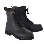 Oxford Magdalen Ladies Boots Black